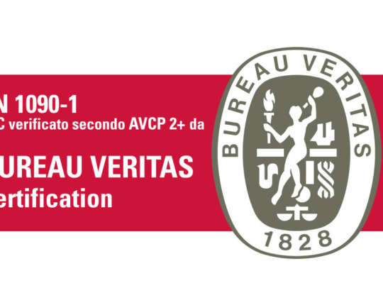 Certificazione Aziendale EN 1090-1:2009 + A1 :2011